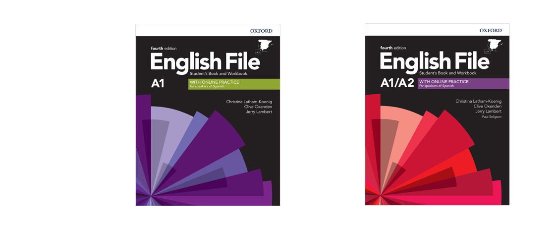 ENGLISH FILE 4th Ed  | Catálogo Oxford